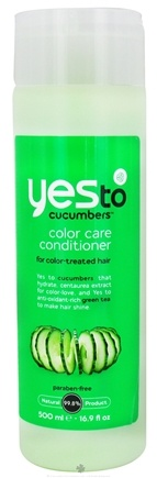 DROPPED: Yes To - Cucumbers Conditioner Color Care - 16.9 oz.