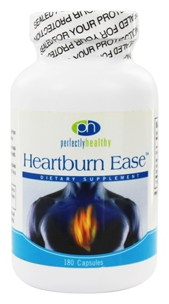 Perfectly Healthy - Heartburn Ease - 180 Capsules