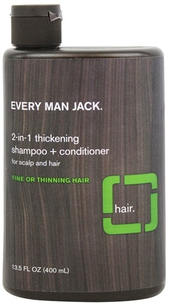 Every Man Jack - 2-in-1 Thickening Shampoo + Conditioner Tea Tree - 13.5 oz.