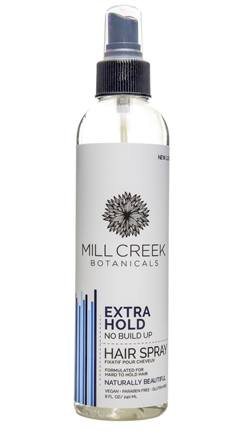 Mill Creek Botanicals - Extra Hold Hair Spray - 8 oz.