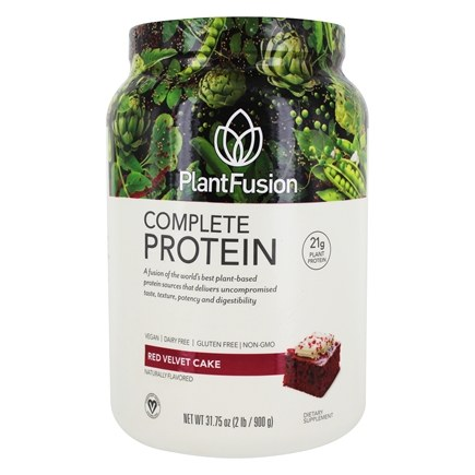 PlantFusion - Nature's Most Complete Plant Protein Chocolate Raspberry - 2 lbs.