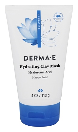 Derma-E - Hydrating Mask With Hyaluronic Acid - 4 oz.