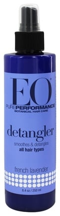 DROPPED: EO Products - Everyday Detangler Spray French Lavender - 8.4 oz.