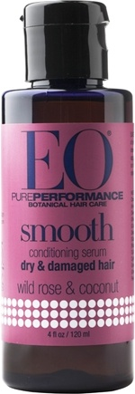 DROPPED: EO Products - Conditioning Serum Smooth Wild Rose & Coconut - 4 oz.