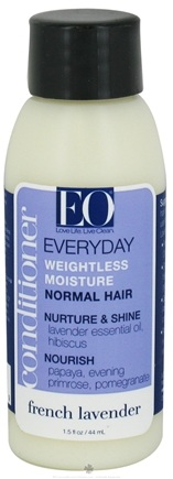DROPPED: EO Products - Conditioner Everyday Travel Size French Lavender - 1.5 oz.