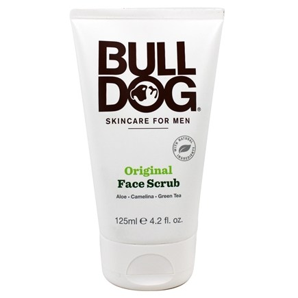 Bulldog Natural Skincare - Face Scrub Original - 3.3 oz.