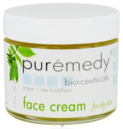 DROPPED: Puremedy - Face Cream For Oily Skin - 2 oz. CLEARANCE PRICED