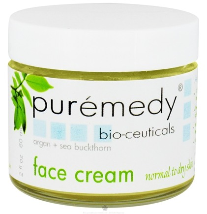 DROPPED: Puremedy - Face Cream For Normal to Dry Skin - 2 oz. CLEARANCE PRICED