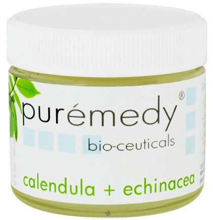 DROPPED: Puremedy - Calendula and Echinacea Cream - 2 oz.