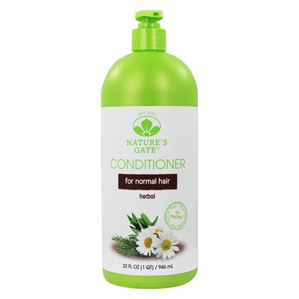 Nature's Gate - Conditioner Herbal Daily Cleanse - 32 oz.