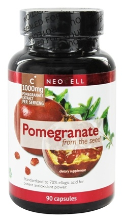 Neocell Laboratories - Pomegranate From The Seed - 90 Capsules