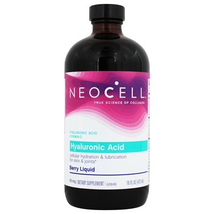 Neocell Laboratories - Hyaluronic Acid Blueberry Liquid - 16 oz.