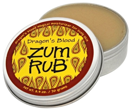 DROPPED: Indigo Wild - Zum Rub Moisturizer Dragon's Blood - 2.5 oz.