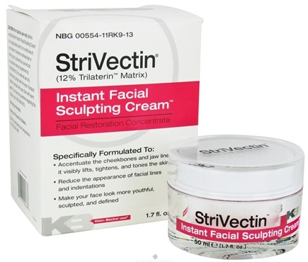 DROPPED: StriVectin - Instant Facial Sculpting Cream - 1.7 oz.