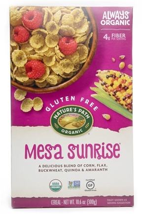 DROPPED: Nature's Path Organic - Cereal Mesa Sunrise Gluten-Free - 10.6 oz.