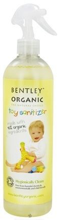 DROPPED: Bentley Organic - Toy Sanitizer - 16.9 oz. CLEARANCE PRICED