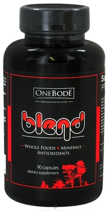 DROPPED: OneBode - Blend - 90 Capsules CLEARANCE PRICED