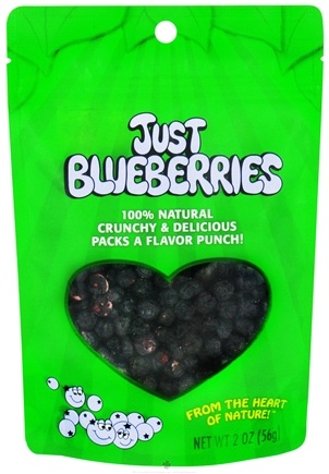 DROPPED: Just Tomatoes, Etc! - Just Blueberries - 2 oz. CLEARANCED PRICED