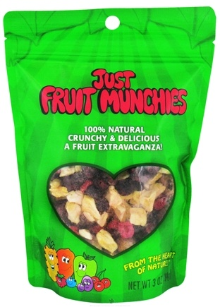 DROPPED: Just Tomatoes, Etc! - Just Fruit Munchies - 3 oz.