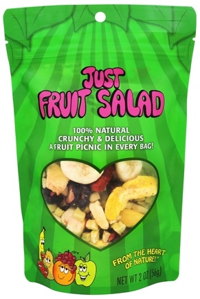 DROPPED: Just Tomatoes, Etc! - Just Fruit Salad - 2 oz.
