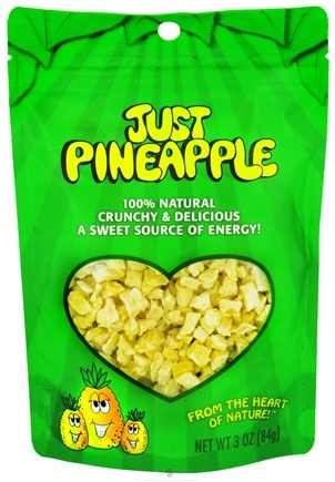 DROPPED: Just Tomatoes, Etc! - Just Pineapple - 3 oz. CLEARANCE PRICED