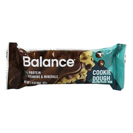 DROPPED: Balance - Nutrition Energy Bar Original Cookie Dough - 1.76 oz. CLEARANCE PRICED