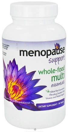 DROPPED: Pure Solutions - Menopause Support Whole-Food Multi Essentials - 90 Tablets CLEARANCE PRICED