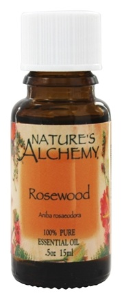 Nature's Alchemy - 100% Pure Essential Oil Rosewood - 0.5 oz.