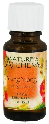 DROPPED: Nature's Alchemy - 100% Pure Essential Oil Ylang Ylang - 0.5 oz. CLEARANCE PRICED