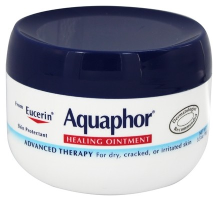 DROPPED: Eucerin - Aquaphor Advanced Therapy Healing Ointment Fragrance Free - 3.5 oz.