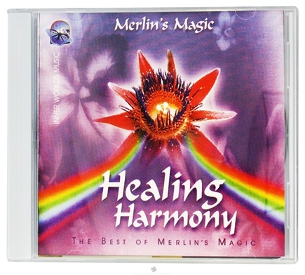 DROPPED: Inner Worlds Music - Merlin's Magic Healing Harmony - CD(s) CLEARANCE PRICED