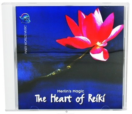 DROPPED: Inner Worlds Music - Merlin's Magic The Heart Of Reiki - CD(s) CLEARANCE PRICED