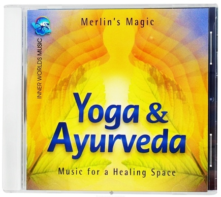DROPPED: Inner Worlds Music - Merlin's Magic Yoga & Ayurveda - CD(s) CLEARANCE PRICED