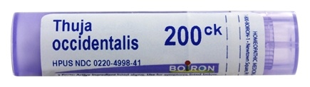 Boiron - Thuja Occidentalis 200 CK - 80 Pellets
