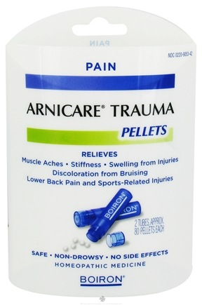 DROPPED: Boiron - Arnicare Trauma - 2 Tubes CLEARANCE PRICED