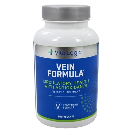 DROPPED: Vita Logic - Vein Formula - 60 Vegetarian Capsules