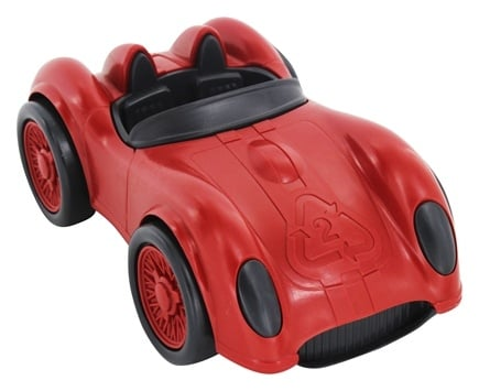 DROPPED: Green Toys - Race Car Ages 1+ Red - CLEARANCE PRICED