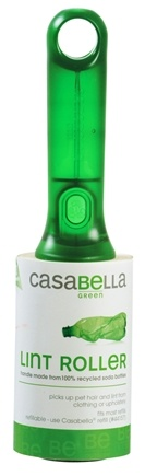 DROPPED: CasaBella Green - Eclipse Lint Roller With Recyclable Handle - 70 Sheet(s)