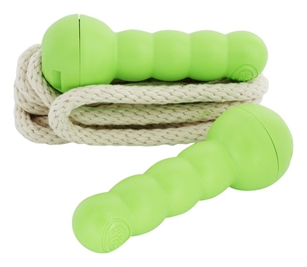 DROPPED: Green Toys - Jump Rope Ages 5+ Green - CLEARANCE PRICED