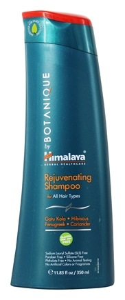Botanique by Himalaya - Shampoo Rejuvenating for All Hair Types - 11.83 oz. Formerly Organique by Himalaya