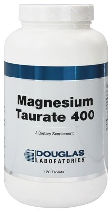 Douglas Laboratories - Magnesium Taurate 400 - 120 Tablets