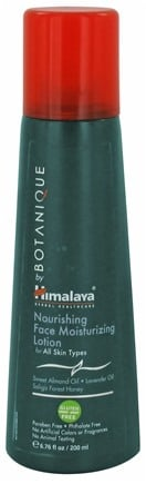 DROPPED: Botanique by Himalaya - Nourishing Face Moisturizing Lotion for All Skin Types - 6.76 oz. Formerly Organique by Himalaya
