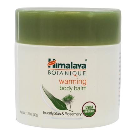 DROPPED: Botanique by Himalaya - U-Knead-It Organic Soothing Balm with Vitamin E Eucalyptus Rosemary - 1.76 oz. CLEARANCE PRICED