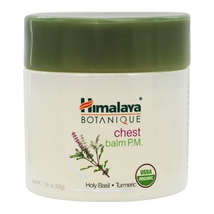 DROPPED: Botanique by Himalaya - i.e. Inhale Exhale Balm - 1.76 oz. Formerly Organique by Himalaya