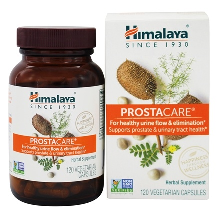 Himalaya Herbal Healthcare - ProstaCare Himplasia for Prostate Support - 120 Vegetarian Capsules