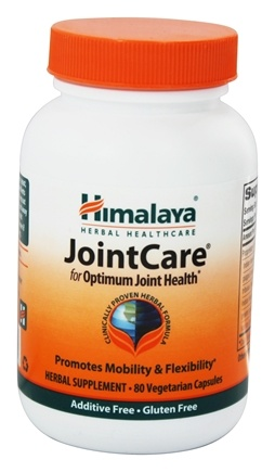 DROPPED: Himalaya Herbal Healthcare - JointCare Rumalaya Forte for Optimum Joint Health - 80 Vegetarian Capsules