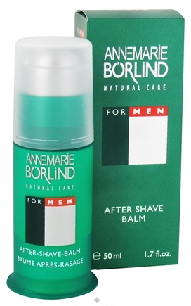 DROPPED: Borlind of Germany - Annemarie Borlind Natural Care For Men After Shave Balm - 1.7 oz. CLEARANCE PRICED