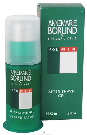 DROPPED: Borlind of Germany - Annemarie Borlind Natural Care For Men After Shave Gel - 1.7 oz. CLEARANCE PRICED