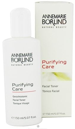 DROPPED: Borlind of Germany - Annemarie Borlind Natural Beauty Purifying Care Facial Toner - 5.07 oz. CLEARANCE PRICED
