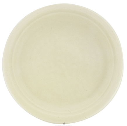 DROPPED: World Centric - Wheat Straw Plates 9-Inch - 20 Count CLEARANCE PRICED
